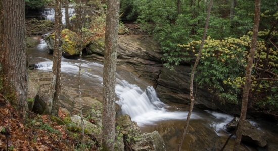 Stream in West Virginia