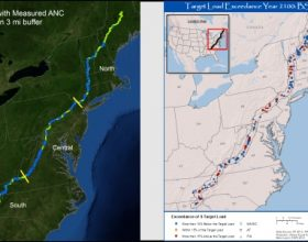Appalachian Trail Air Pollution Effects