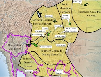 Parks in Intermountain West at Risk from Oil- and Gas-Related Activities