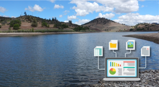 Database Development for Klamath Basin