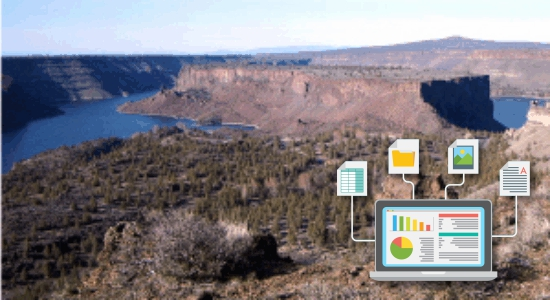 Database Development for Lake Billy Chinook