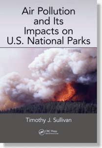 Air Pollutant Deposition and its Effects on Natural Resources in New York State.